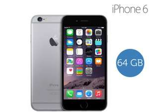 iPhone 6 refurb, 64GB, space grey, £337.90 Delivered at iBOOD