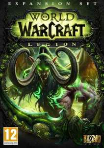 World of Warcraft Legion Expansion (with 5% off Facebook code) - £18.04 @ CDKeys