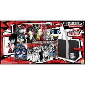 Persona 5 Collectors edition PS4 £74.99 Zavvi