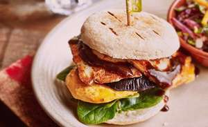 Nandos Free New Trio Burger - Cardholders Only 31st Mar-3rd April