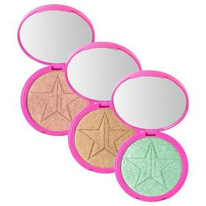 Spend £30 or more on Jeffree Star at Beauty Bay get a free Skin Frost Highlighter worth £25