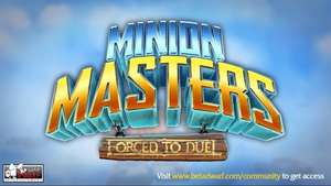 Minion Masters Free on Steam - PC