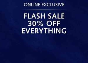 Chelsea FC online Megastore- 30% off Flash Sale on Everything- Men's Home Shirt £17.50