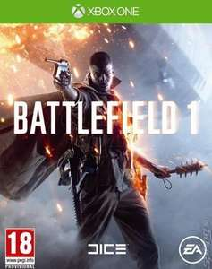Battlefield 1 (XBox) preowned £16.69 @ Musicmagpie