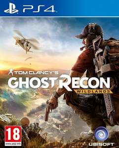Tom Clancy's Ghost Recon: Wildlands (PS4) £34.99 @ Amazon.co.uk