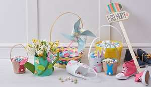 Hobbycraft Easter Crafts from £1 + 40% Quidco - Delivery £3.50