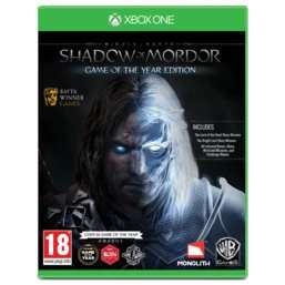 Middle Earth : Shadow of Mordor GOTY Edition £7.49 @ Game instore only