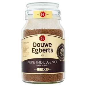 Douwe Egberts  Pure Indulgence Rich Roast Coffee 190g down to £3.50 instore at Asda