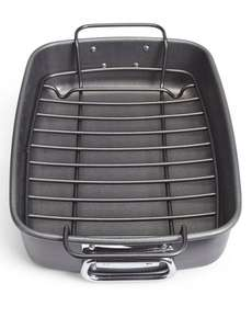 M&S 35cm Non-Stick Roast & Rack Set £7.49 - Free c&c