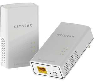 NETGEAR PL1000 Powerline Adapter Kit - Twin Pack £8.53 @ Currys