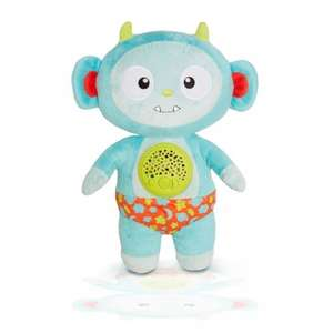 Story Stars Toby Tales , Bedtime bear,tells stories,plays melodies and night light projector- £5 @ smyths toys