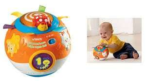 Vtech Crawl and Learn Ball £7.97 @ Asda