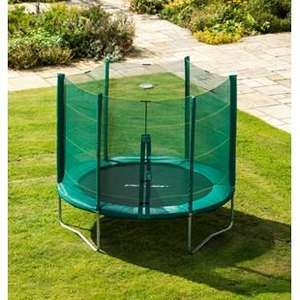 10ft trampoline with enclosure £99.99 with code @ Smyths