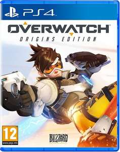 Overwatch: Origins Edition PS4/Xbox One £26.99 @ Amazon