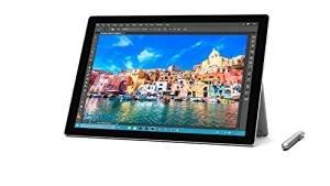 Microsoft  Surface Pro 4 £566.10 Amazon