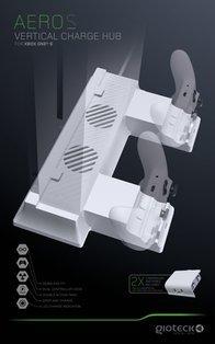 Aero S - Vertical Charge Hub(Xbox One S) - £19.99 Game UK