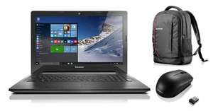 Refurb Lenovo G50 15.6 Inch Intel i3 2Ghz 8GB 1TB Laptop With Bag & Mouse Ebay (Argos) £297 with code delivered