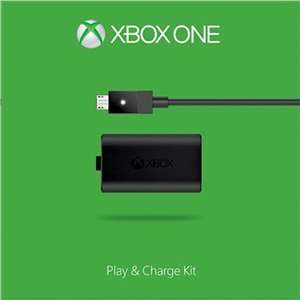 Xbox One Play and Charge Kit (As New) - £10.99 - Student Computers (£8.99 Unboxed with generic lead)