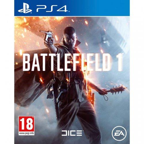 Battlefield 1 PS4 @ smyths - £29.99