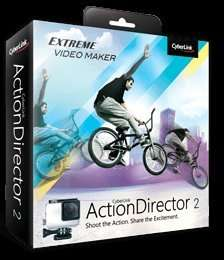 CyberLink ActionDirector Ultra 2 [for PC]