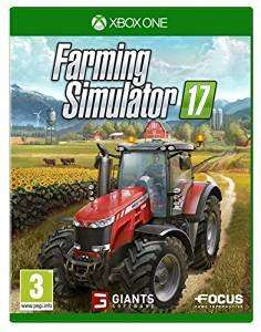 Xbox One Farming Simulator 2017 Argos £19.99 + £4 delivery or free collect