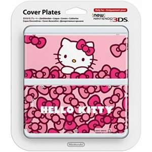 NEW Nintendo 3DS Cover Plate - Hello Kitty £3.75 Delivered @ The Game Collection (TGC)
