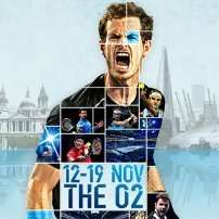 ATP Finals 2017 (Final from £96.29) at Amazon Tickets