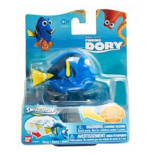 Disney Pixar Finding Dory Swigglefish - £2 @ ToysRus (Reserve for FREE and pick up in store)