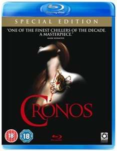 Cronos - Special Edition [Blu-ray] £3.00 in store @ Fopp