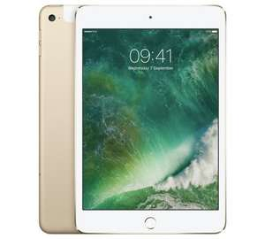 IPad Mini 4 Gold 32GB, reduced by £60 at £319 Argos