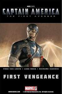 Captain America: The First Avenger #1: First Vengeance Kindle & comiXology, at Amazon