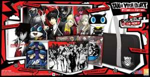Persona 5 Take Your Heart Collectors Edition PS4 £79.85 @ ShopTo