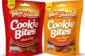 NEW Maryland Cookie Bites- £1 at Asda (instore & online)