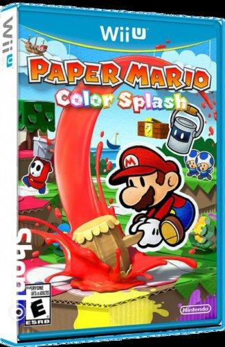 Paper Mario: Color Splash - WiiU @ Shopto.net - £24.85