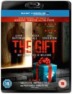 The Gift [Blu-ray+HD UV] £3.00 in store @ Fopp