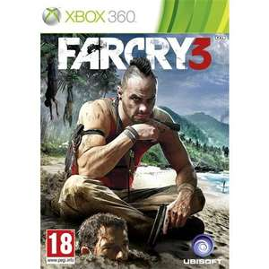 Far Cry 3 (X360/XO) £2.50 (Pre Owned) @ CEX (£2.99 Delivered @ Grainger Games)