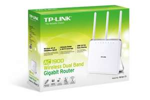 TP-LINK Archer C9 AC1900 - best price ever? £49.99 at Currys