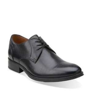 Kolby Walk - Wide Fit £25.00 + £3.95 Del @ Clarks Outlet