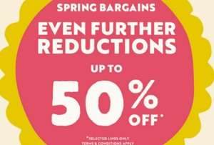 Up to 50% off Sale @ Cath Kidston - Free Click & Collect