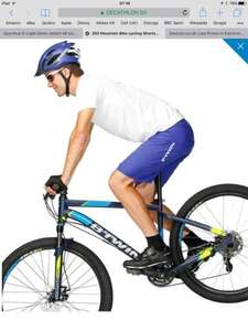 BTWIN MTB MOUNTAIN BIKING shorts only £2.99 @ decathlon (free C&C to Asda store) S-2XL PURPLE ONLY