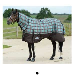 Horse jacket weatherbeeta 1200D turnout rug All size £54.99 @ decathlon (delivered to Asda c&c)