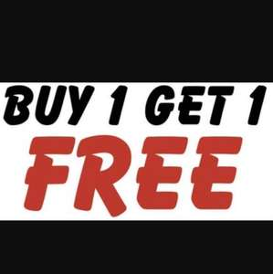 Cafè Nero buy one get one free with code from Virgin Red app