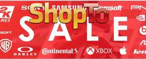 Shop To PayDay Sales; PS4, Xbox, Nintendo, Merchandise ie  FFType-O HD £4.85, Heart & Slash £9.85. More in description