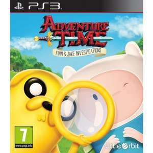 ADVENTURE TIME: FINN AND JAKE INVESTIGATIONS PS3 £7.99 (Delivered) @ The Game Collection