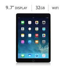NEW Apple iPad 32GB (2017) WiFi in Space Grey £319.99 @ Costco online (PreOrder)
