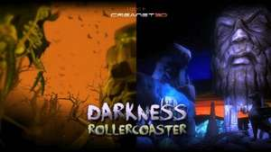 DARKNESS ROLLER COASTER VR (was 89p) now FREE @ Google Play Store
