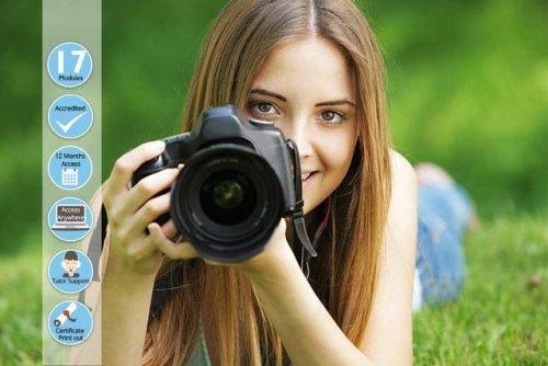 Digital Photography Diploma £17 @ Living social / centreofexcellence.com