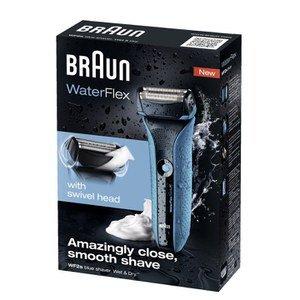 Braun Waterflex shaver - £17.99 @ Nectar