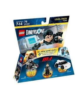 Lego Dimensions Mission Impossible Level Pack £12.96 from Amazon (Prime / £14.95 non Prime)
