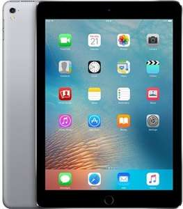 "Apple iPad Pro 9.7"" 128GB Space Grey WIFI - Grade A+ 9.7"" LED Display Retail Boxed 12 Months Warranty - £499 @ Student Computers"